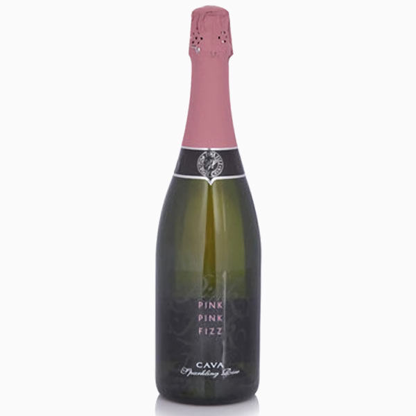 Фото вина Pere Ventura, Pink Pink Fizz, Sparkling Rose, Cava DO, Spain - Бодега Пере Вентура, Пинк Пинк Физз, Спаклинг Розе, Пенедес, Каталония, Кава, Испания