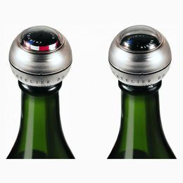 фотография и отзывы Пробка L Atelier Du Vin, Champagne Cork Bubble Indicator , In Box