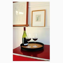 фотография и отзывы Разное L Atelier Du Vin, Wine Serving Tray Maitre De Chai , In Box