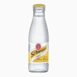 Вода 0.25 л  фото и цена ВОДА SCHWEPPES TONIC WATER GLASS 250 МЛ