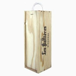 Упаковка Бизнес  vignobles_brunier_wooden_box_with_sliding_lid_bottle_of_wine_les_pallieres
