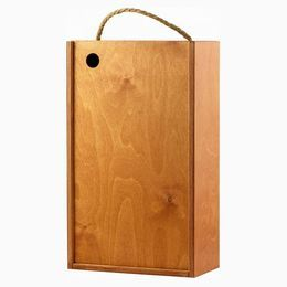 Упаковка Бук  wooden_box_with_sliding_lid_2_bottles_beech
